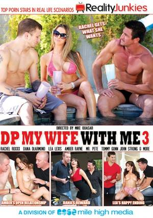 dp my wife with me - DP My Wife With Me #3 - Front Cover