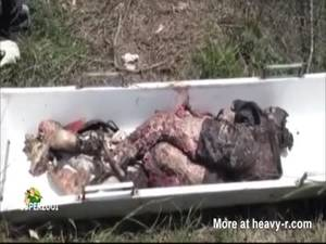 Fucking Dead Corpse Porn - Body Found in Shallow Grave