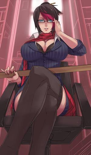 Anime Sexy Teachers Captions - I wonder when this skin would be available to buy (by ~Exaxuxer on  deviantART