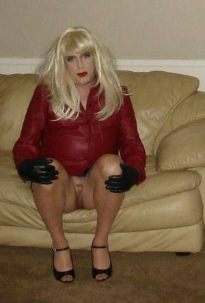 blonde crossdresser anal - An image by Stephaniecd5: Stephaniecd5 Crossdresser |