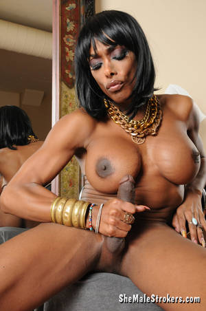 beautiful african shemales - SHEmale Strokers is one of the original shemale movie sites and we are  dedicated to filming gorgeous shemales in glorious HD. Cum and check out  trans women ...