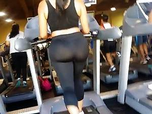 extreme fat ass - Jom: Extremely Fat Ass On Treadmill!!!! Regular Motion