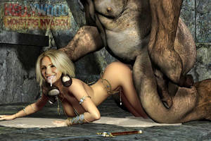 monster anal xxx -