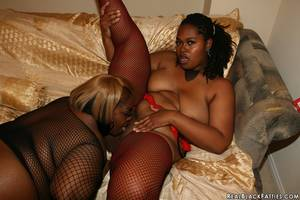 bbw ghetto wet pussy - Sexy young Ebony BBW lesbian Sluts Take Turns Licking Their huge Fat pussy  Wet their Pussies - free ebony porn
