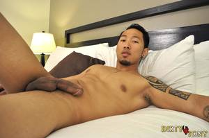 asian big huge - Click here to download this full length big Asian cock video and hundreds  more amateur gay porn videos at Dirty Tony.