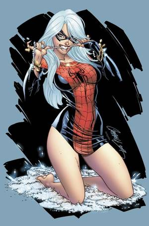 felicia cat sex cartoon anal - Cartoon cat costume porn - Spiderman black cat marvel comics scott campbell  marvel wallpaper jpg 600x911