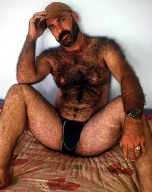 Belly Hair Gay Porn - Photo credit: Hairy Fuckers