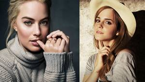 Emma Watson Lesbian Porn - Lesbian Brokeback Mountain remake starring Margot Robbie and Emma Watson  confirmed for 2017
