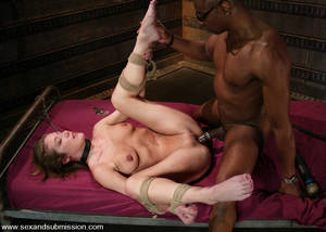 interracial sex and submission - Jade Marx
