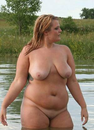bbw fat nudist - Sexy curvy women nude in the outdoors