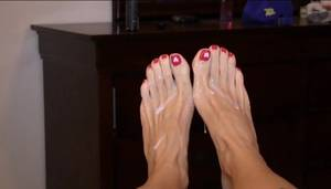 group cum feet -