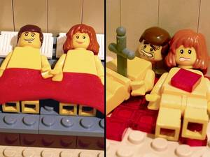 Lego Porn Captions - Lego Porn Are Again Lust