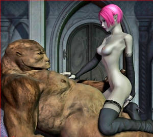 Dark Elf 3d Monster Porn -