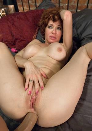 mature anal pix - ... Role play milk enemas anal fisting Milf and submissive extreme anal  Veronica Avluv ...