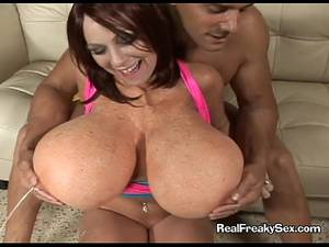 boobs massive cumshots -