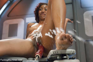 extreme fucking machines squirt - Hotness SQUIRTING - TWO BABES FUCKING & CUMMING ALL OVER THE MACHINES |  Kink.com
