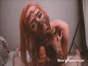 Heavy R Russian Porn Hd - Russian Smearing Scat On Body