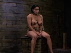 mom bdsm - Bound bdsm slave toyed