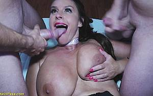 blonde party gangbang - 42:49 Busty milf sexy Susi extreme party gang banged