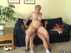 80 Year Old Milf Porn - Lonely 60 years old granny swallows big cock