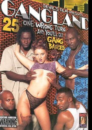 Diamond Larocce Porn - Gangland 25 Box Cover