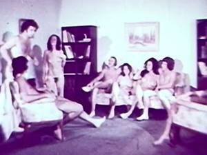 50s lesbians porn - Naturism, interracial sex movies and swinger sex parties got popular in  1950s
