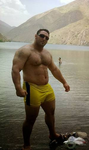 Muscular Bear - Muscle gay bear porn
