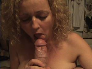 blonde milf facial - Pretty blonde milf wife suck cock until a surprise facial cumshot,!holy  fuck! - Home Porn Bay