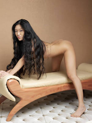 Most Beautiful Asian Women In Porn - The most beautiful asian with long hair shows shaved pussy | Asian Sexiest  Girls