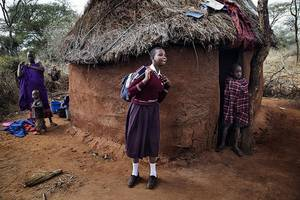 Baby Small Girl Forced Sex - Tanzania Child Marriage 2014 Fr