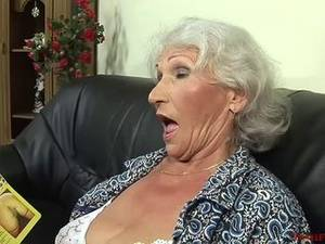 grannie crying first time anal - Horny euro granny porn casting