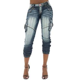 Baby Phat Porn - baby phat jeans for Women | BABY PHAT Jeans Blue CARGO JEAN - Jeans and  Dresses