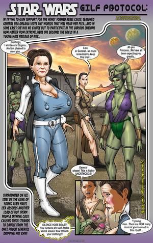 captions Star porn clone wars wars