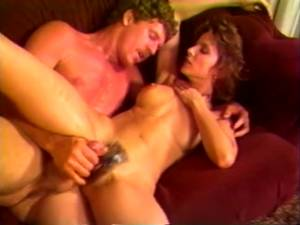 80s Porn Girl On Top -