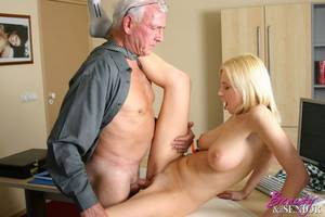 Beauty And Senior Fucking -