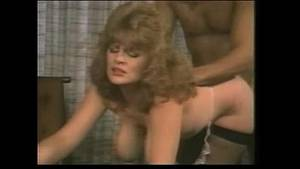 80s Female Porn Stars Redheads - Classic big titted red head porn star Lisa Dele.