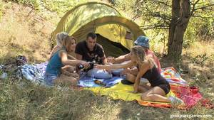 campground gangbang - Group Sex Games photo ...