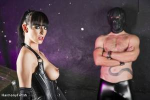 Harmony Fetish Porn - Photo number 21 from Leather-Clad Whores Abuse and Fuck Their Gimp shot for  Harmony