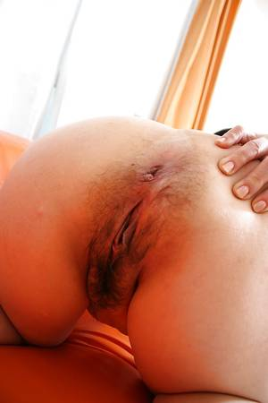 bbw asshole close up - ... Hairy pussy and fatty ass of a beautiful Asian Eiko Imamiya shown in close  up ...