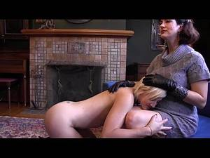 Bizarre Mature Lesbian Domination Sex - Domlesb · Domination video: Domlesb