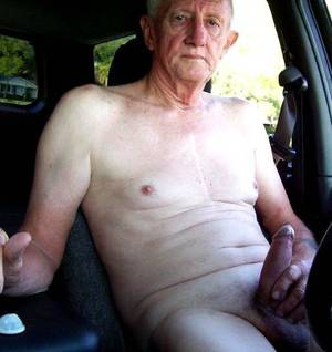 Grandpa S - grandpa naked Very old