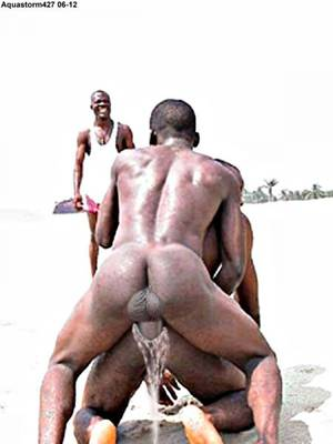 african big cock sex - Monstercockland - Home of the biggest monster cock videos and pictures -  African Beach Party