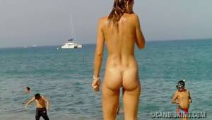 bare ass beach thong - Sexy nude and topless beach girls!