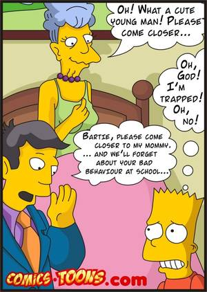 Marge Simpson Cartoon Porn Toons - porn sex she male