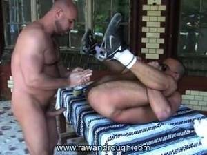 Gay Bear Fisting Porn - Fisting Euro Piss Pigs