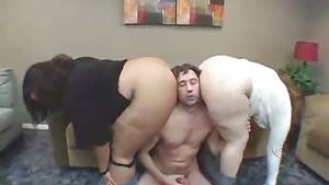 Big Boned Woman Porn - Two Big Boned Women Banging A Guy...F70