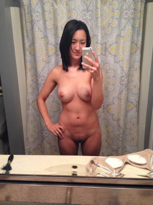 asian latina wives nude - Asian Wife Nude Selfie Porn Photo