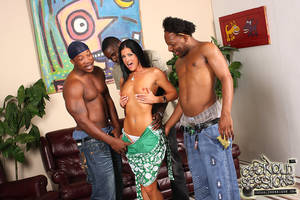 ebony summer xxx - India summer gets gangbanged by blacks in front of hubby
