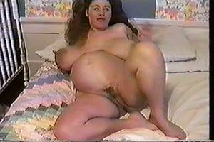 9 Month Pregnant Latina Porn - Honey Moons 9 Months Pregnant & Bustin