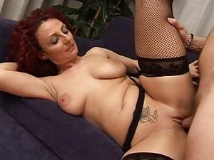 Busty Mom Porn Movies - Sexy redhead mature Hot busty mom